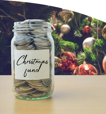Christmas Savings account